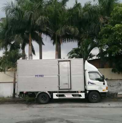 Thanh lý xe hyundai hd 78 thùng bạt đời 2015