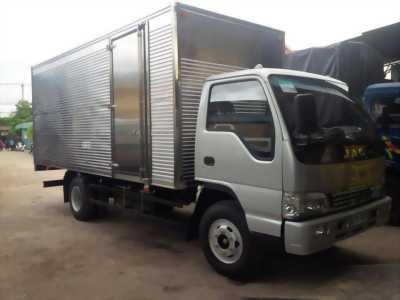 Xe tải JAC 3t45 động cơ ISUZU nhập khẩu đời mới 2017