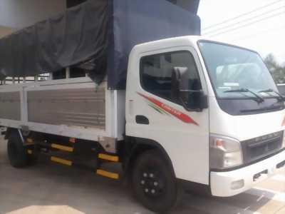 Xe tải Mitsubishi 5 tấn hàng đời 2016