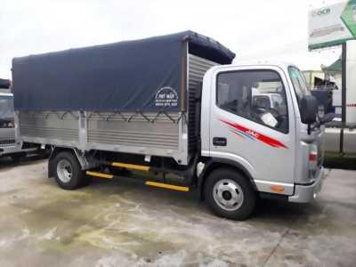 Xe tải jac 2t4 thùng dài 3m7 trả góp đến 90%