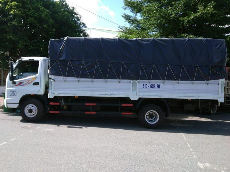 Dịch vụ cho thuê xe tải chở hàng tại Quận 9