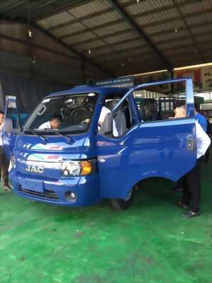 Xe tải Huyndai Jac X5 sản phẩm đi đầu về công nghệ