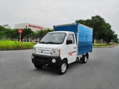 Xe tải nhẹ 870kg DongBen, giá xe tải hộ trợ trả góp.