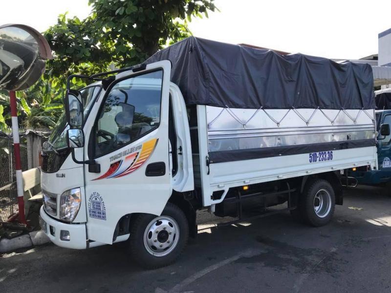 Dịch vụcho thuê xe tải chở hàng tại Bình Tân