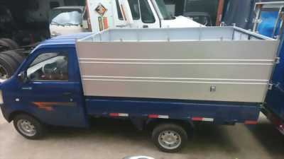 Dongben thùng bạt 810kg,xe tải nhỏ chạy thành phố