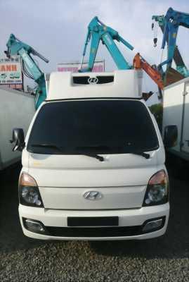 Xe đông lạnh Hyundai Poter II nhập khẩu