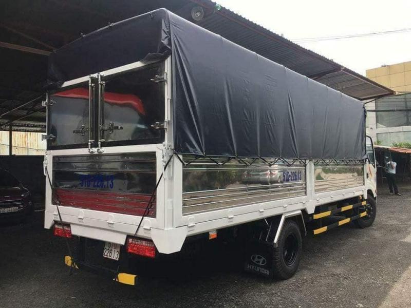 Dịch vụcho thuê xe tải chở hàng tại Bình Thạnh
