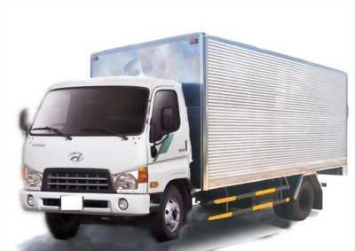 Vận tải 3 tấn 4 veam có sẵn thùng 6,2m HD