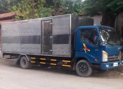 Cần bán Xe tải veam VT260 1T9 thùng bạt, thùng dài 6m1