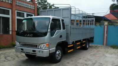 Bán xe JAC 6t4 nhập khẩu nguyên chiếc hỗ trợ trả góp 80%