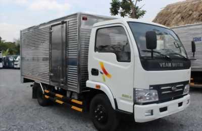 Cần bán Xe tải veam VT260 1T9 thùng lửng vào thành phố
