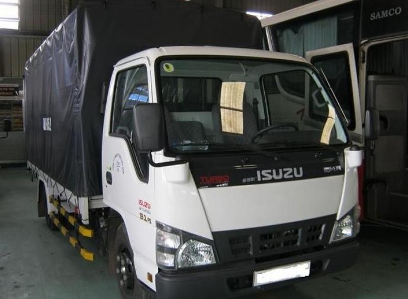Cần bán Xe Tải Isuzu 2t2 giá cả cạnh tranh