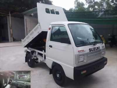 Xe tải SUZUKI ben 500kg đời 2017