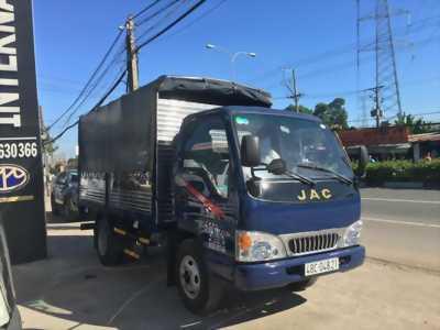 Xe tải JAC 2T4 thùng dài giá cạnh tranh hỗ trợ trả góp 90%