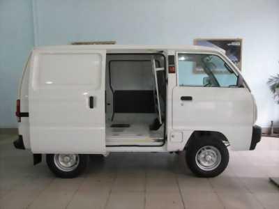Cần bán xe Suzuki Blind  Van mới đời 2017 Hà Nội