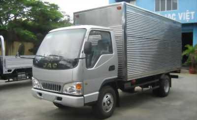 Xe tải JAC 2,4 tấn