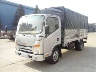 Xe tải JAC 3.45 tấn 3.5 tấn cabin vuông