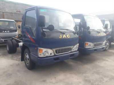 Cần bán xe tải JAC 2 tấn 4 giá rẻ tại Phú Nhuận
