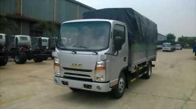 Bán xe tải JAC 1T99 mới. Hỗ trợ trả góp 80% xe