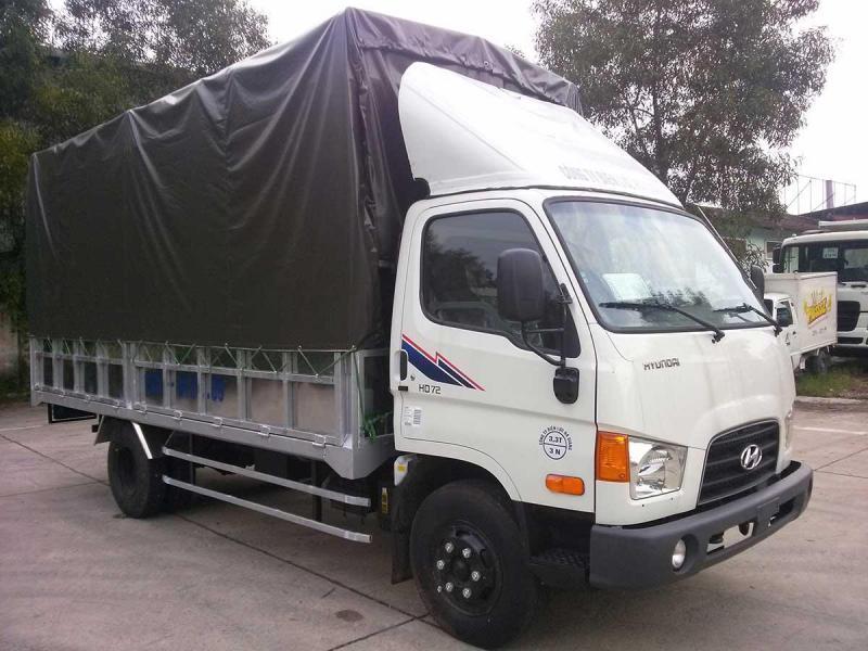 Dịch vụ cho thuê xe tải chở hàng tại Tân Phú