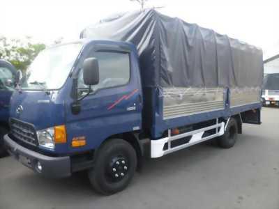 Hyundai đô thành 6,4 tấn thùng bạt