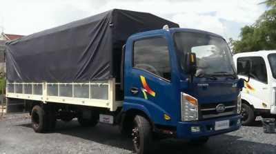 xe tai 3t4 , veam vt340s máy hyundai , hỗ trợ trả góp toàn quốc