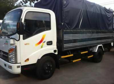 Bán xe tải Veam 2 tấn thùng kín dài 4 mét 3 máy Huyndai