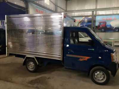 Xe DONGBEN 800kg thùng kín có sẵn giao ngay trong ngày
