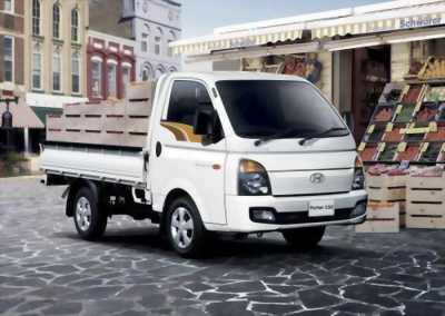 Xe tải 1t5 trả góp, giá xe hyundai h150