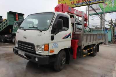 Bán xe tải cẩu Hyundai HD99 cẩu 6.5 Tấn