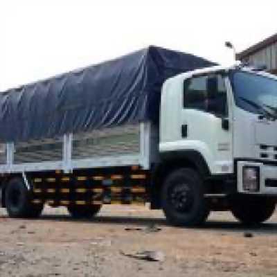 Bán isuzu 8.2 tấn FVR34Q giá 1ty335 thùng dài 7.7 mét