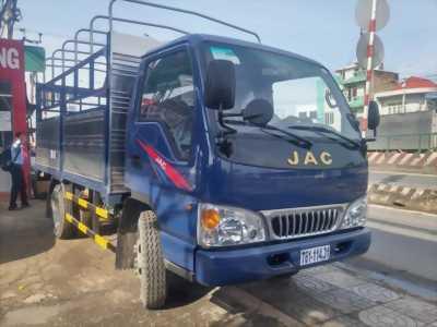 Bán xe tải JAC 2T4 động cơ ISUZU nhập khẩu