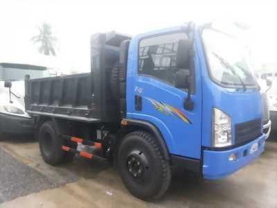 Đại lý bán xe ben dongfeng 5 tấn/5.7 tấn/6 tấn