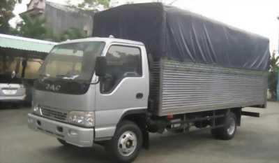 Xe tải jac 3T45 giá rẻ, công nghệ mới, máy bền