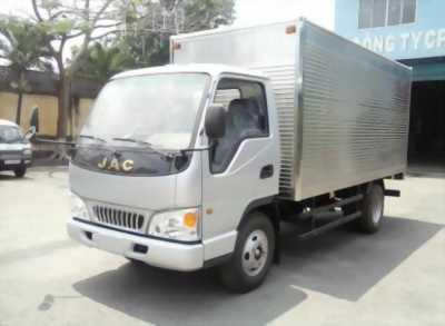 Xe tải jac 2t4 giá rẻ, hỗ trợ trả góp