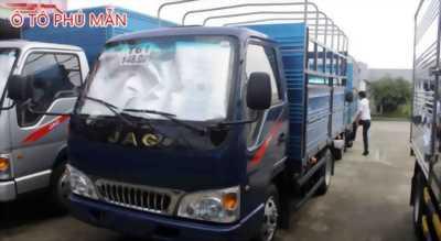 Xe tải jac 2 tấn 4 giá hợp lý, hỗ trợ trả góp 90%
