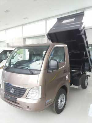 Đánh Giá Xe ben TaTa 990kg nhập khẩu Ấn Độ
