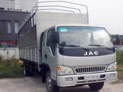 Bán xe tải JAC 6T4 mới 100%, giá ưu đãi