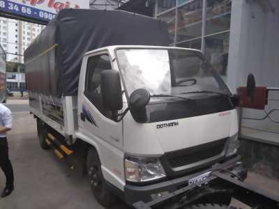 Xe tải hyundai 2T4 mới đời 2018, máy động cơ isuzu