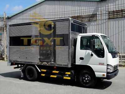 Xe tải isuzu 1t9 thùng bạt