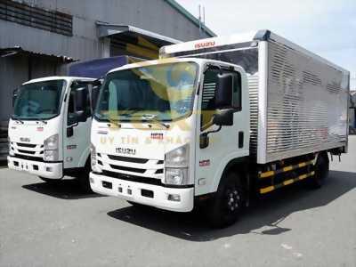 Giá xe tải ISUZU 1T4 / isuzu 1T9 / 2T5 / 3T5 / 4T / 5T5.
