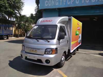 Xe tải jac 1T25 mới, bán xe tải jac trả góp