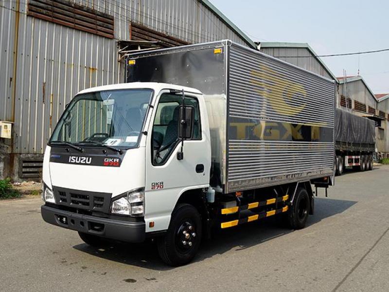 Đại lý xe tải isuzu 1T9-xe tai isuzu 2T2