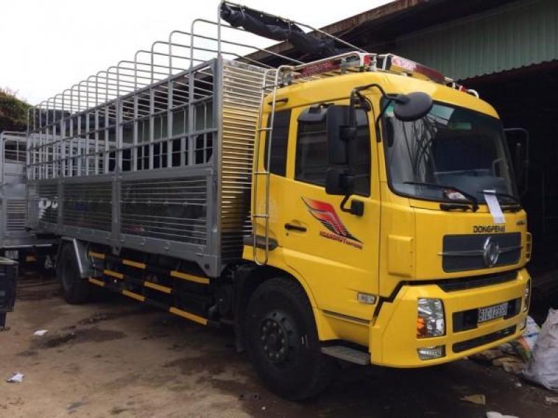 Xe tải dongfeng b170 9T35, bán xe tải dongfeng trả góp