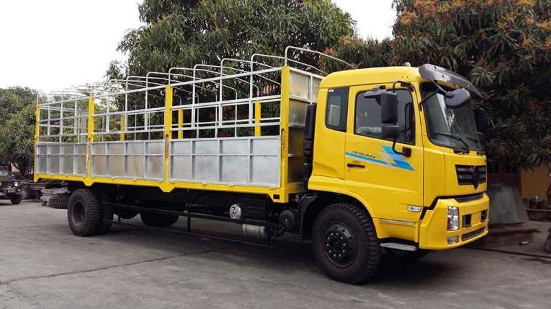 Xe tải dongfeng hoàng huy b170 9T35, bán xe tải trả góp