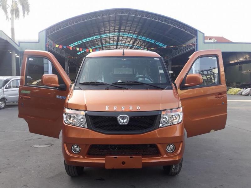 Xe tải van kenbo 2 chỗ 950kg, hỗ trợ vay 80% xe
