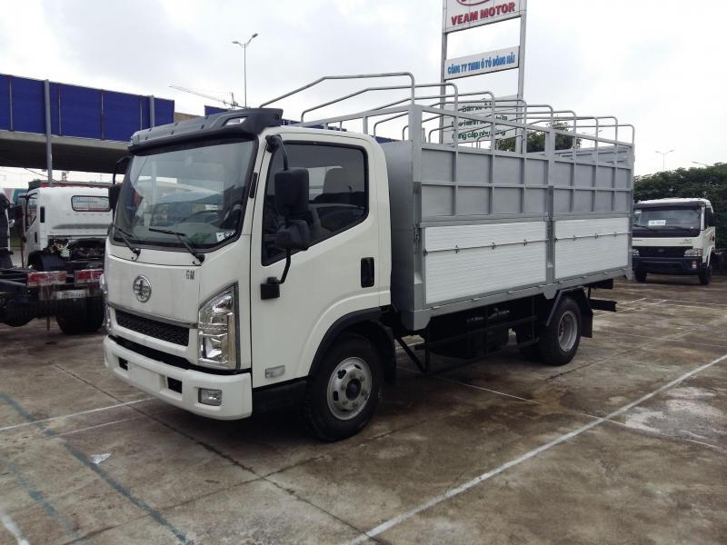 Xe tải hyundai 7T3 thùng dài 6m2 giá rẻ