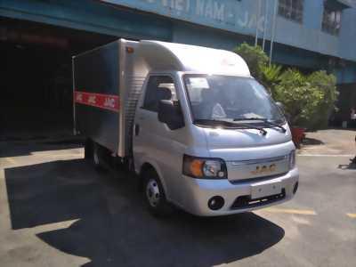 Xe tải jac x5 1T25 đời 2018, động cơ isuzu cabin hyundai