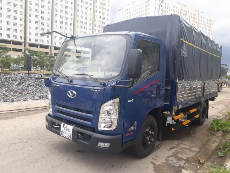 Bán xe tải Đô Thành iz65 mới đời 2018, thùng dài 4m3