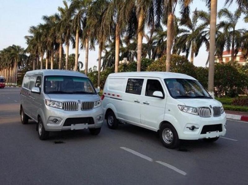 Xe tải Van Dongben 695kg 5 chỗ X30 V5